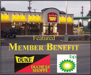 featured member benefit