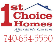 1st choice homes logo